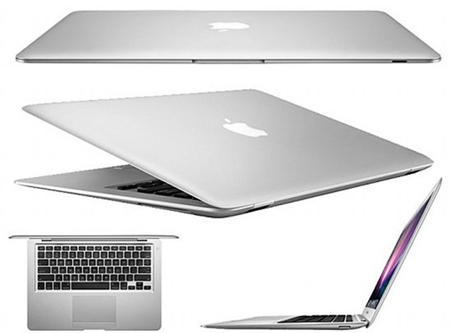 Acer, Asustek and Lenovo looking to copy MacBook Air design