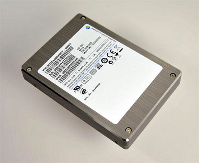Samsung samples MLC based SSD for enterprise class storage