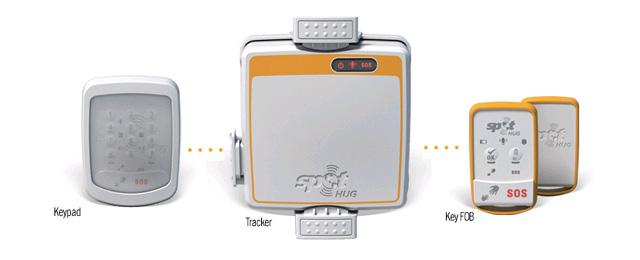 Spot HUG GPS security system for boats