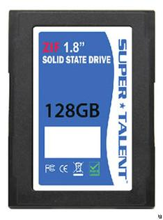 Super Talent DuraDrive ET2/ZT2 solid state drive