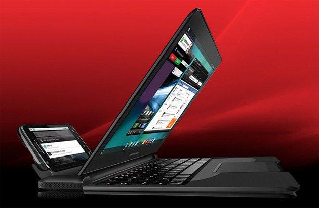 motorola atrix 4g. Motorola Atrix 4G laptop dock
