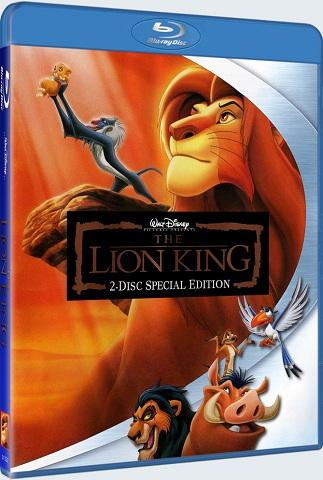 Disney to convert Lion King and other classics to Blu-ray 3D