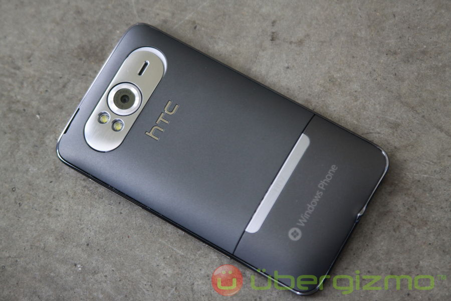 HTC HD7 photo 3/8
