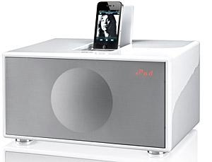 Geneva Lab updates Model M sound system for the iPod and iPhone