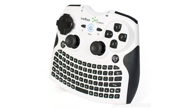 Veho Mimi The Keyboard Gamepad Mouse Hybrid Ubergizmo