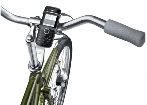 Charge your Nokia phone with this bicycle charger