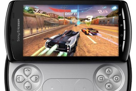 sony ericsson xperia play games. The Sony Ericsson Xperia Play