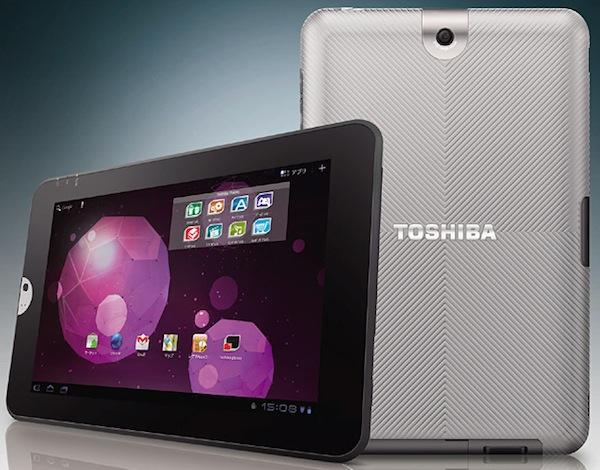 Toshiba Regza AT300 to arrive in Japan first, no idea on the rest of the world