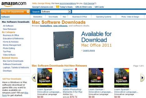 Mac Download Store, Inovasi Terbaru Amazon Untuk Menantang Apple Mac App Store