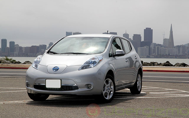 Nissan updates 2012 LEAF with more features and a higher price