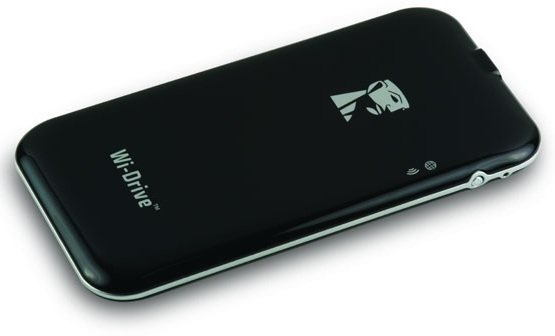 sc 1 st  Ubergizmo & Kingston Wi-Drive is a wireless SSD | Ubergizmo