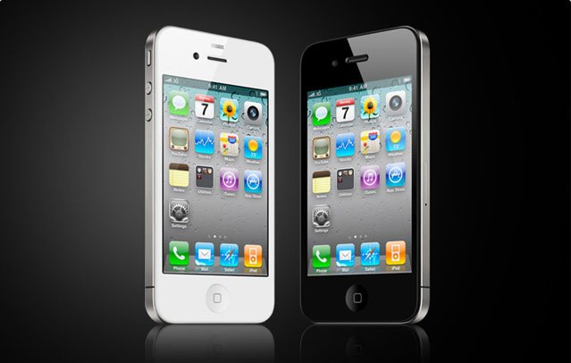 iPhone 4 apps