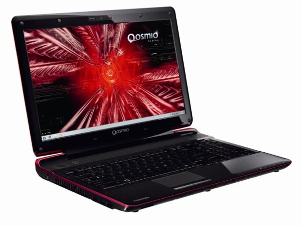 Toshiba unveils Qosmio F750 3D, first glasses free 3D laptop