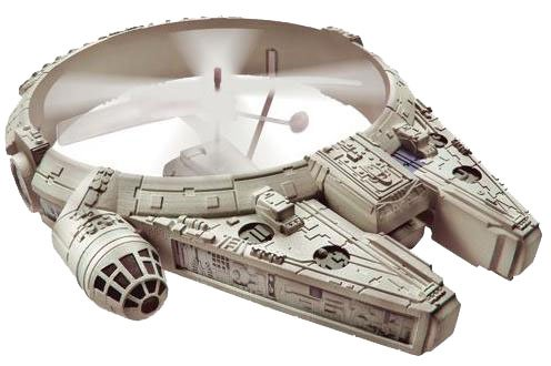 Star Wars Millennium Falcon is remote controlled