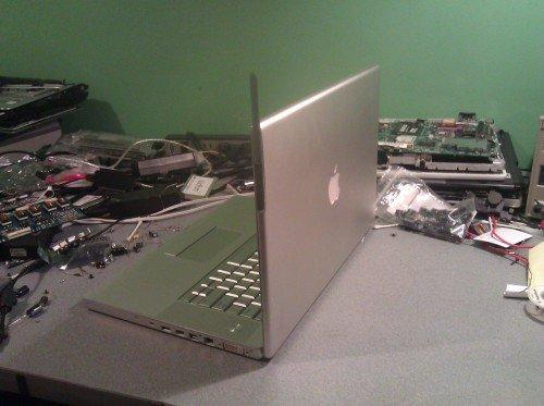 3G MacBook Pro