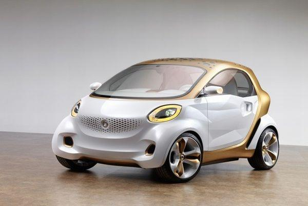 Smart ForVision Electric Concept Car
