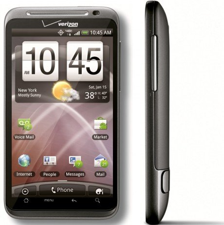HTC working with Verizon on Android ICS update for the HTC Thunderbolt