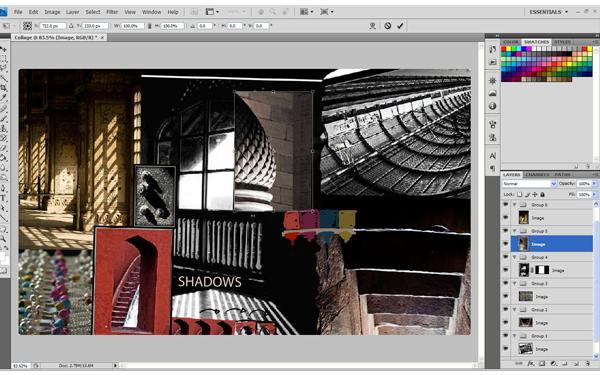 Adobe Collage