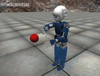 Virtual robot counts ala human