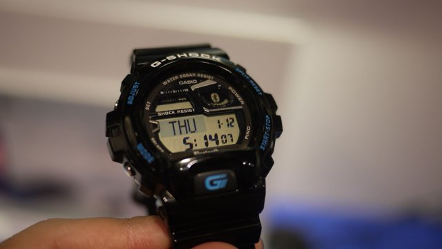 It looks like Casio is making some technological advances with its upcoming  G-SHOCK ... a479cf7e338