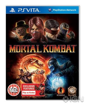 Mortal Kombat headed to the PlayStation Vita