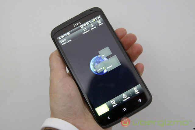 Go back to HTC One X hands-on