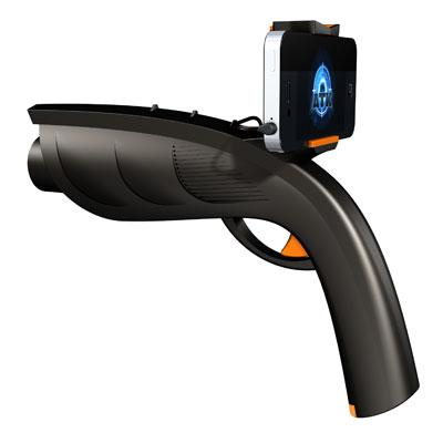 MetalCompass unveils Xappr and Micro Xappr Guns for smartphone gaming