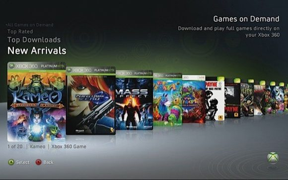 Xbox 720 Wont Have A Disc Drive