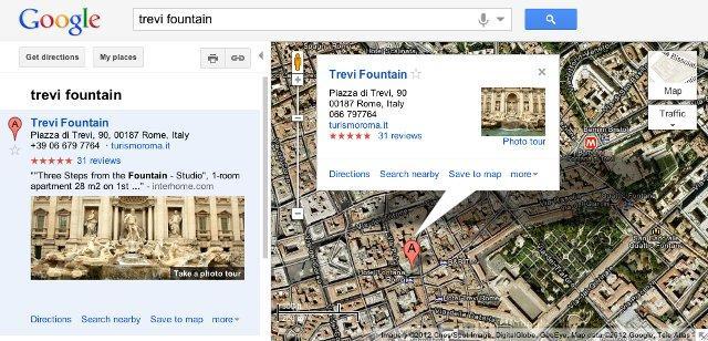 Google Maps offre des circuits photo en 3D 3d-tour