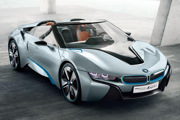 New Bmw I8 Expected To Arrive Next Year Ubergizmo