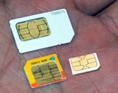 European carriers reportedly stockpiling nano SIMs in anticipation of the iPhone 5