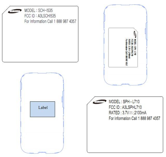 Samsung Galaxy S3 arrives at the FCC for Verizon and Sprint versions