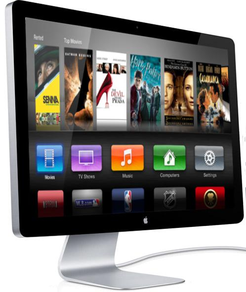 Apple television rumored to feature motion-detection technology ...
