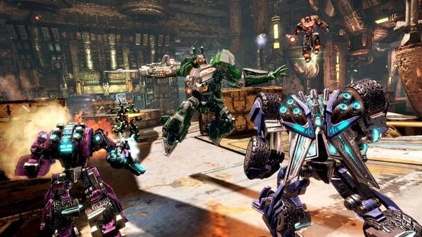 Transformers: Fall of Cybertron demo released