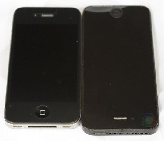 New iPhone 5 picture surfaces?