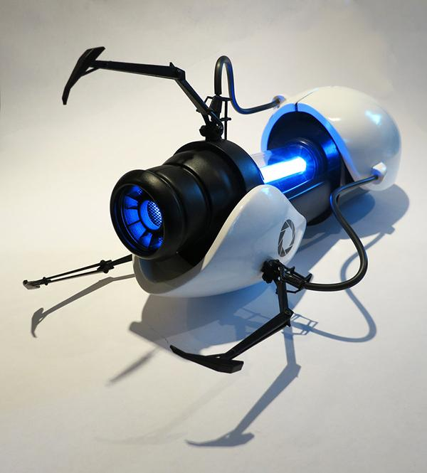 This 3D printed Portal gun replica looks pretty detailed