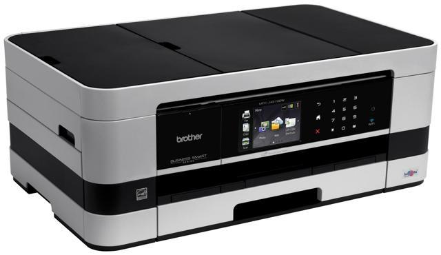 Brother MFC J4510DW Business Smart Series Color Inkjet All