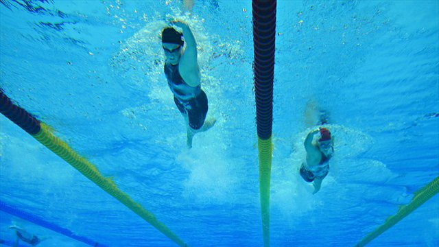 Underwater Camera That Can Tweet Photos Of Swimmers Used