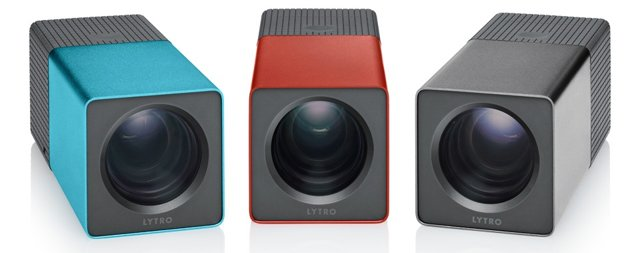 Lytro cameras gain manual controls through firmware update