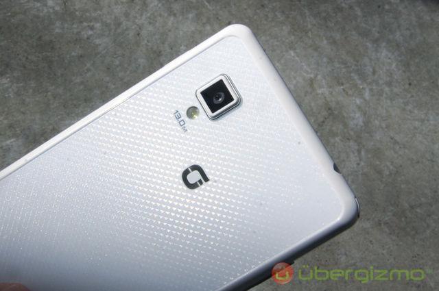 Test du LG Optimus G