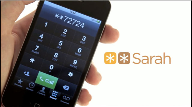 Favoriete Ditch your random phone number for a easy to remember **HANDLE &VZ08