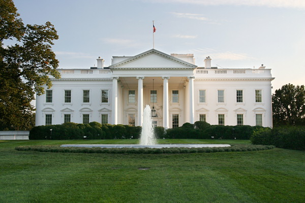 White House gets hit by a cyber attack