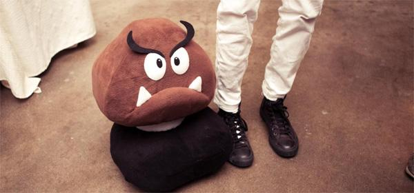 Goomba and other Nintendo icons rock your iRobot vacuum cleaner
