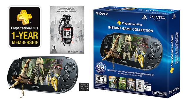 PS Plus Instant Game Collection PS Vita Bundle Delivers Value For Money