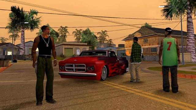 Grand Theft Auto: San Andreas For PSN Released