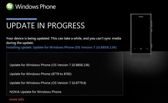 Nokia Lumia 800 Gets Windows Phone 7.8 Officially
