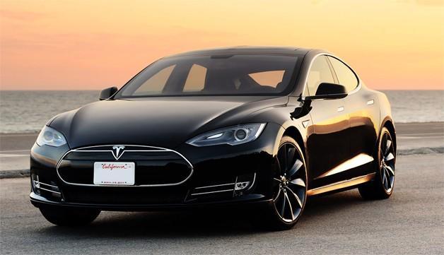 Tesla Offers Electric-Car Charging Coast-to-Coast   Ubergizmo