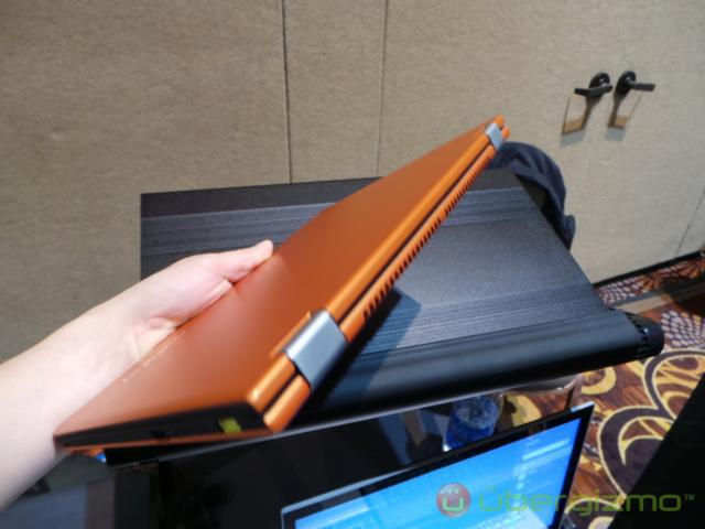 Go back to lenovo yoga 11s at ces 2013