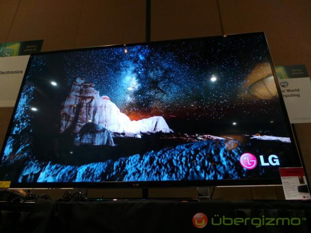 LG Ultra HD TV Going For $20,000