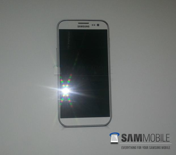 Samsung Galaxy S4 Press Image Spotted